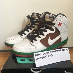 "Nike Dunk SB ""California"" sz 9"